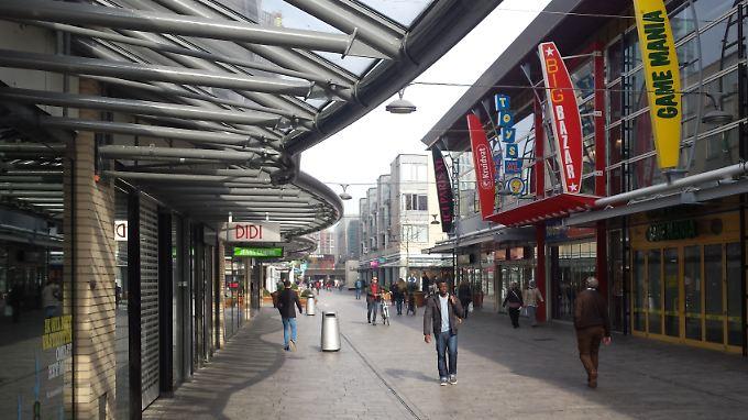 Eine der Hochburgen Wilders: Die Stadt Almere.