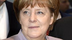 """Vorwurf """"erkennbar abwegig"""": Merkel lässt sich von Erdogan nicht provozieren"""