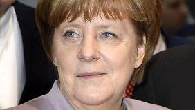"""Kein """"Wettlauf der Provokationen"""": Merkel lässt sich von Erdogans Vorwurf nicht provozieren"""