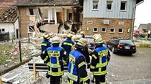 Inhaber schwer verletzt: Explosion in Hotel in Nordrhein-Westfalen