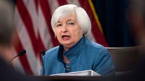 Schicksalstag für Yellen?: Fed entscheidet über Leitzins-Anhebung