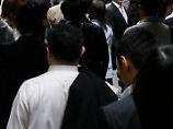"""Tod durch Überarbeitung: """"Aufgeben gilt in Japan als Schande"""""""