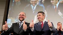 """""""Wir lieben Oranje!"""": Erleichterung, Glückwünsche, Jubel zur Wahl"""