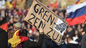 Ideen sprechen Europäer an: Rechtspopulisten werden immer beliebter