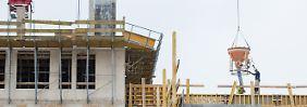 Mehr Wohnungen genehmigt: Deutschland erlebt Bauboom