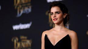 Promi-News des Tages: Emma Watson wehrt sich gegen Hacker