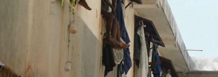 """""""Jeden Tag sterben hier Menschen"""": So elend sind die Bedingungen in den Gefängnissen Haitis"""
