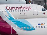 Der Tag: Rauch an Bord - Eurowings-Airbus landet in Prag