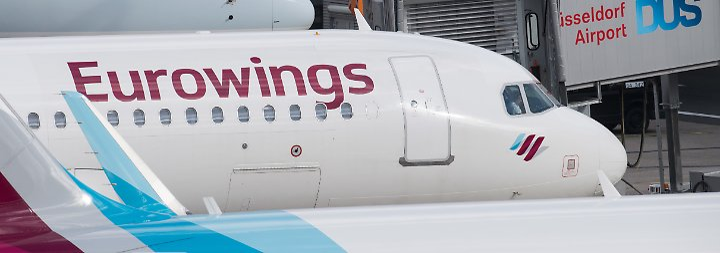 Lufthansa stockt auf: Künftig sollen noch mehr Eurowings-Flieger starten