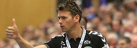 """""""Das Wichtigste ist, dass ich authentisch bleibe und den sportlichen Fokus bewahre"""": Christian Prokop."""