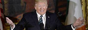 Geheimhaltungsgebot missachtet?: Trump bestätigt Datenklau bei CIA