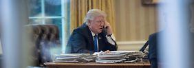 Spicer: Briten halfen Obama: Trump besteht auf Abhörvorwurf