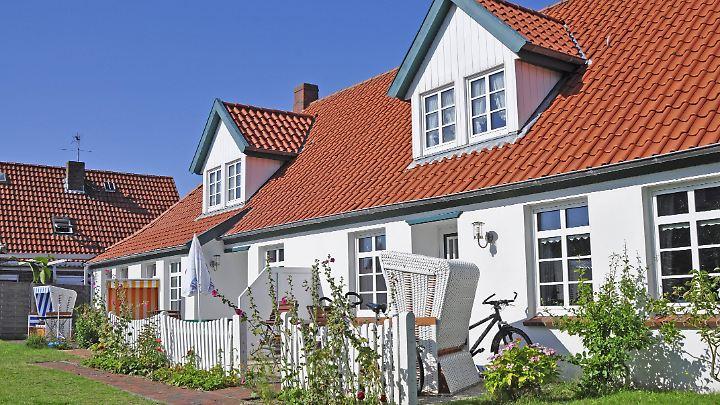 Ferienwohnungen auf Langeoog.