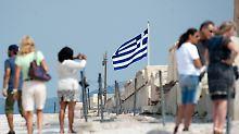 Ultrakonservative Republikaner wollen, dass Donald Trump sich beim IWF gegen weitere Griechenland-Hilfen stellt.