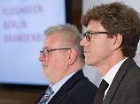 Bretschneider neuer Chefaufseher: BER-Chef will sich nicht auf 2018 festlegen
