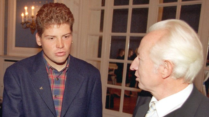 Joseph Keul (r.) galt auch als indirekter Förderer des systematischen Dopings im Radteam Telekom um Jan Ullrich.