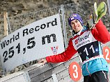 """Wahnsinn, einfach Wahnsinn"": Kraft fliegt in neue Skisprung-Dimension"