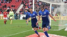 """""""Die Liga ist verrückt"""": Schalkes Eurofighter knacken auch Mainz"""