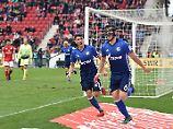 """""""Das ist eine verrückte Liga"""": Schalkes Eurofighter knacken auch Mainz"""