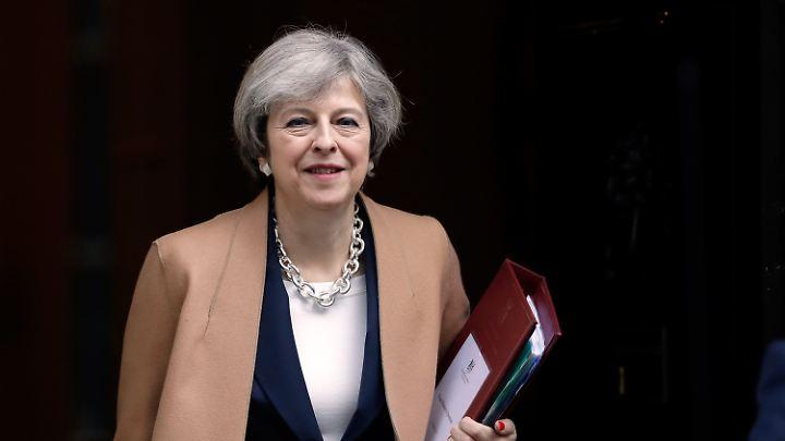 Die britische Premierministerin Theresa May will die EU am 29. März offiziell informieren, dass Großbritannien die Union verlassen will.