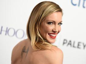 """Katie Cassidy ist bekannt aus der Serie """"Arrow""""."""