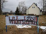 Geldstrafen statt Prozess: Gericht verschont Clausnitz-Mob