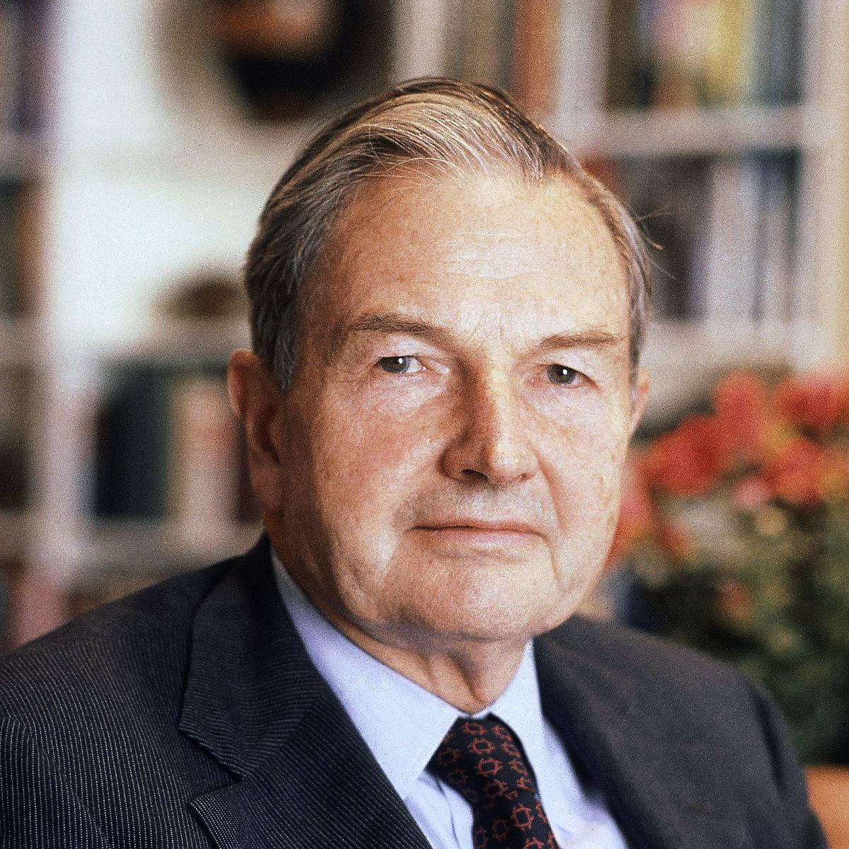 Ältester Milliardär der Welt Letzter Rockefeller Enkel ist tot ...