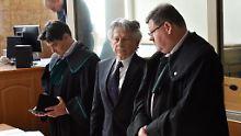 Regisseur will zurück in die USA: Fall Polanski beschäftigt wieder die Justiz