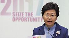 China erlaubt keine freie Wahl: Hongkong fürchtet Demokratie-Alptraum