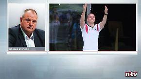 """Ex-DFB-Sprecher zu Lukas Podolski: """"Es gab schon mal einen Tritt unter dem Tisch"""""""