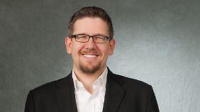 Sebastian Heimann ist Bundesgeschäftsführer des Deutschen Familienverbands.
