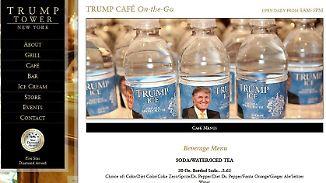 Trumps Vermögen schrumpft: So verdient der US-Präsident sein Geld