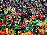 Kurdisches Newroz-Fest: Tausende feiern in Türkei gegen Repression