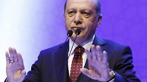 Erdoğan poltert gegen Europa: Deutschland beschränkt Waffenexporte in die Türkei