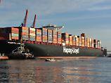 US-Ermittler laden Reeder vor: Hapag-Lloyd-Aktie rutscht ab