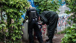 Ende von Null-Toleranz im Görlitzer Park: Berliner Senat gibt Kampf gegen Drogenhandel auf