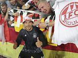 """Podolski schreibt Abschiedsbrief: """"Danke für geile 13 Jahre Nationalelf"""""""