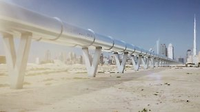 Wettlauf um den Hyperloop: Firmen tüfteln weltweit an Rohrpost für Menschen