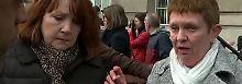 """""""Auto fuhr einfach eine Frau um"""": Augenzeugen berichten vom Londoner Anschlag"""