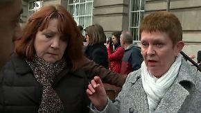 """""""Das Auto fuhr einfach eine Frau um"""": Augenzeugen berichten vom Anschlag in London"""