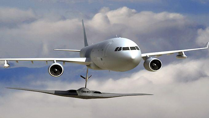 Rund zehn Jahre dauert inzwischen die Geschichte um den Auftrag für neue Tankflugzeuge für die US-Luftwaffe.
