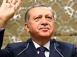 Erdogan macht Wahlkampf für eine Verfassungsänderung, die ihm mehr Macht geben würde.