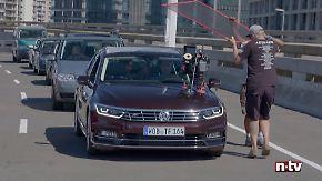 Deutsche Szenen in Südafrika: Die Leichtigkeit des Auto-Werbefilms