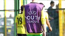 Für die Uefa Youth League ist die U19-Mannschaft von Borussia Dortmund automatisch qualifiziert - doch Erfolge feiern sie nicht.