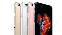 iPhone, Galaxy und ein Ausreißer: Die gefragtesten Smartphones des Jahres