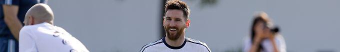 Der Sport-Tag: 18:55 Messi-Koks für 85 Millionen Euro