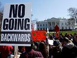 """Rückschlag für Präsident Trump: """"Obamacare""""-Abstimmung wird verschoben"""