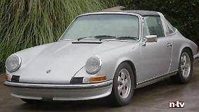Nostalgie trifft Zukunft: Dieser Porsche 911 steht unter Strom