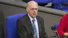 Lammert will Amt reformieren: AfD-Verhinderungsgesetz stößt auf Kritik