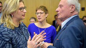 Kopf-an-Kopf-Rennen erwartet: Saarland bereitet sich auf Signal-Wahl vor